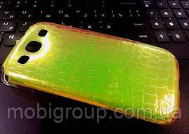 """Силиконовый чехол """"Хамелеон"""" для Samsung S3"""