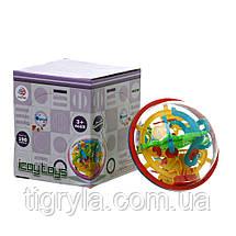 Шар головоломка лабиринт 3Д Шар, прозрачный шар головоломка, фото 3