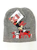 Шапка для девочки Disney Minnie р.54
