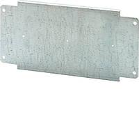 Плита монтажная металлическая с регул.глубиной h = 200мм для шкафов шириной 400мм