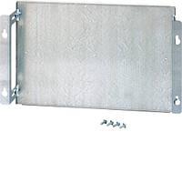 Плита монтажная металлическая с регул.глубиной h = 400мм для шкафов шириной 600мм