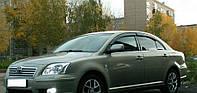 Ветровики Toyota Avensis 2003-2008