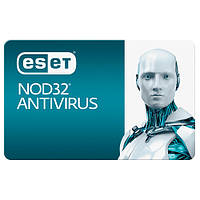 Антивирус ESET NOD32 Antivirus базовая лицензия Электронный ключ (ENA-K12202)