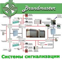 Система пожарной сигнализации и оповещения