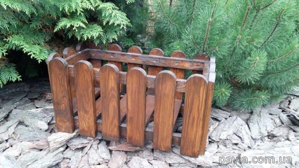 Ящик деревянный (штахетник)
