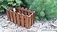 Ящик деревянный (штахетник), фото 2