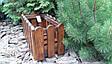 Ящик деревянный (штахетник), фото 3