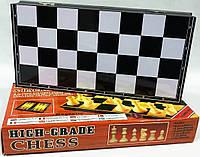 Нарды 3 в 1 на магнитной доске (32х32 см, нарды, шашки, шахматы)
