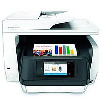 Многофункциональный струйный устройство HP OfficeJet Pro 8720 Wi-Fi White (D9L19A)