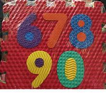 Коврик Мозаика М 0375 цифры