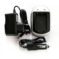 Зарядное устройство для фотоаппарата Canon NB-5L Extradigital Black (DV00DV2206)