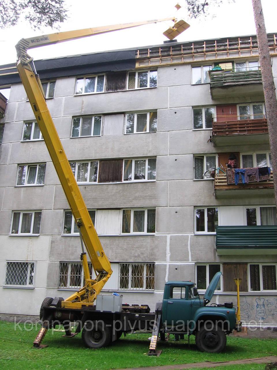 Заказать автовышку в Киеве, Киев