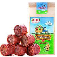 Пастила клубника с медом «Еко Лiто» 30 гр