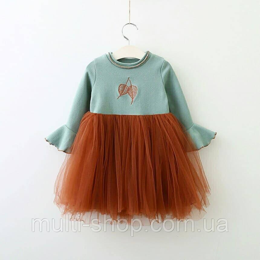 """Платье для девочки """" Красотка """", фото 1"""