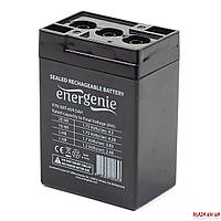 Аккумуляторная батарея для ИБП EnerGenie Аккумуляторная батарея для ИБП EnerGenie BAT-6V4.5AH 6В 4.5Aч