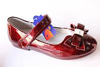 Туфли CLIBEE M04 Бордо (31-36)