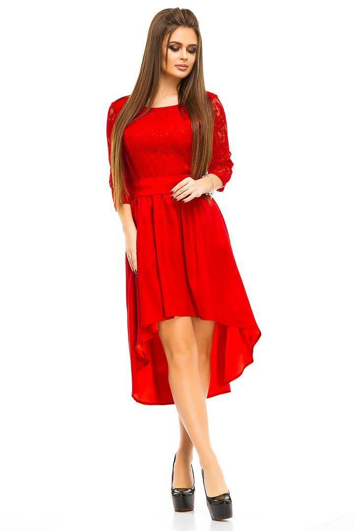 e54596784096258 Очень красивое нарядное платье спереди короче сзади длинее: продажа ...