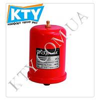 Расширительный бачок Sprut VT 1 для систем отопления (1 литр, сферический)