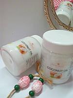 Кокосовое масло для кожи и волос нерафинированное