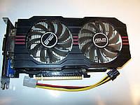 ASUS  GeForce GTX750 Ti  2Gb DDR5 Б/У   Полностью рабочая!