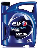 Масло моторное 10W-40 Evolution 700 STI 4л ELF