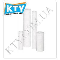 Картридж шнурковый Aquafilter FCPP1 (1 микрон - 9 7/8 x 2 1/2 дюймов)