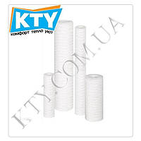 Картридж шнурковый Aquafilter FCPP5 (5 микрон - 9 7/8 x 2 1/2 дюймов)
