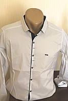 Мужская рубашка с узором Paul Smith