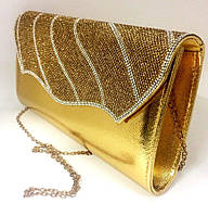 Клатч ZPT-194 Gold (30х17см), фото 1