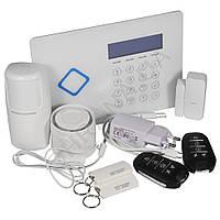 Охранная сигнализация GSM 66A Base PoliceCam комплект, фото 1