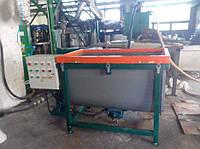 Автоматизированный смеситель для смешивания сыпучих, вязких, жидких материалов