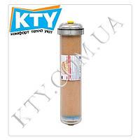 Картридж умягчающий Aquafilter AISTRO-L-CL (линейный, резьба на1/4 дюйма, 2,5 х 12 дюймов, прозрачный)