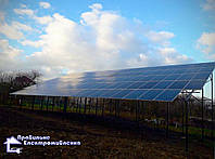 Сонячна електростанція 30 кВт м. Снятин