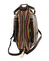 Сумка - трансформер. Молодежный городской рюкзак., фото 3