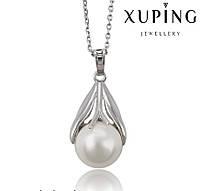 Кулон  с жемчужиной, ювелирная бижутерия xuping