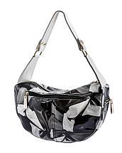 Кожаная женская сумка - мешок., фото 3
