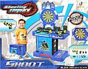 Игровой набор для мальчика ТИР с пистолетом, фото 3
