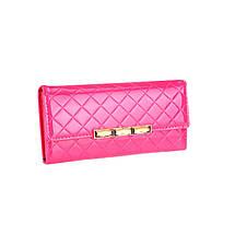 Великий жіночий гаманець. Стильні жіночі гаманці, п'ять кольорів., фото 3