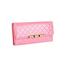 Великий жіночий гаманець. Стильні жіночі гаманці, п'ять кольорів., фото 2