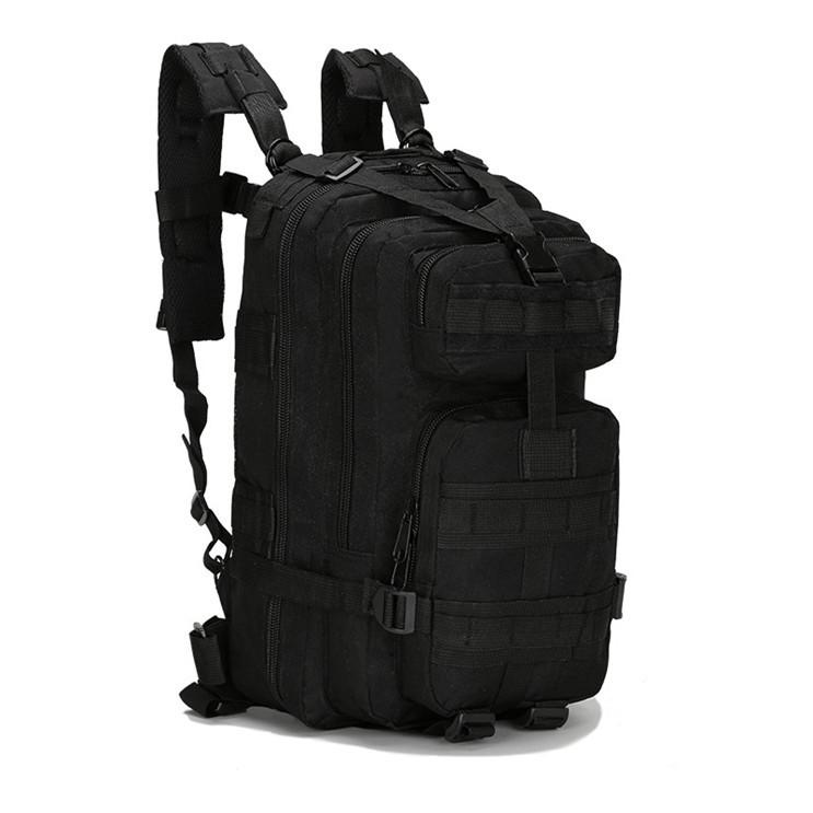 Туристичні рюкзаки, 20-25 л. Рюкзак камуфляжний. Чорний, зелений з листям, зелений...