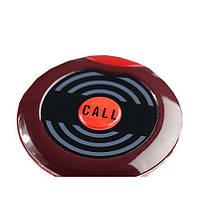 Кнопка вызова официанта НСМ-100 красная