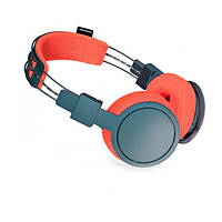 Наушники накладные беспроводные Urbanears Headphones Hellas Active Wireless Rush Gray / Orange (4091226)