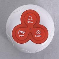 Кнопка вызова персонала R-333 Red / Blue RECS USA