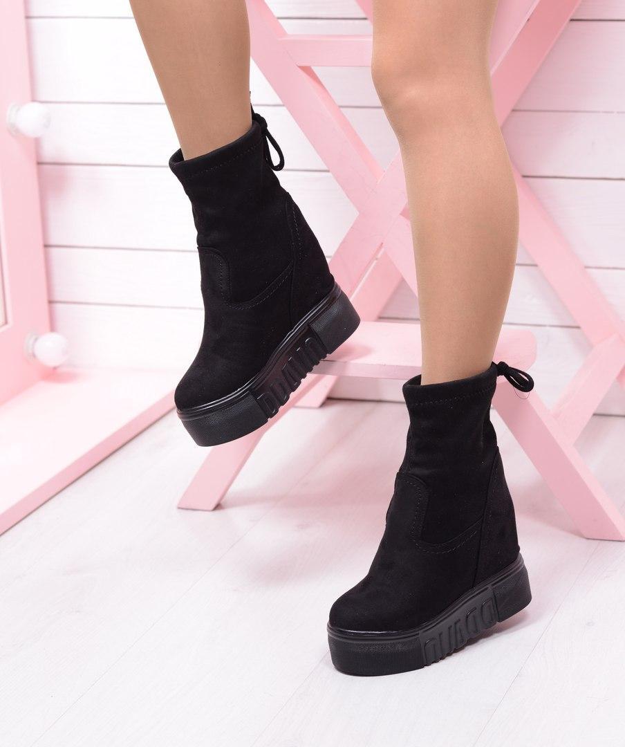 2e95f2b8c Осенние ботинки на платформе - Интернет магазин Обувной Пассаж в Киеве