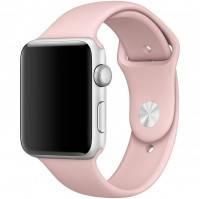 Ремешок Apple 42mm Pink Sand Sport Band (MNJ92) S/M&M/L для Apple Watch Series 1/2/3