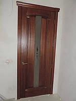 Двери из массива Дуба.