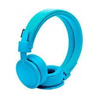 Наушники накладные беспроводные Urbanears Headphones Hellas Active Wireless Rush Navy Blue (4091237)