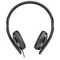 Навушники накладні провідні з мікрофоном Sennheiser HD 2.20 S Black (506718) 0115d592d1efe