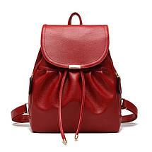 Жіночий міський рюкзак., фото 2