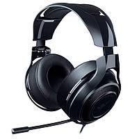 Навушники накладні провідні з мікрофоном Razer ManO War Black  (RZ04-01920200-R3G1) 07e469249b7b1
